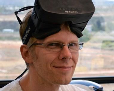 John Carmack y Oculus Rift