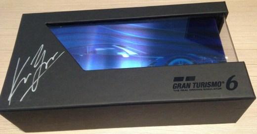 Presskit de Gran Turismo 6