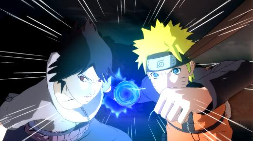 Naruto Revolution 4