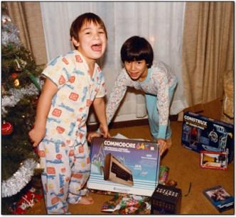 Papa Noel trae un C64