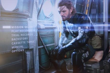 Metal Gear Ground Zeroes