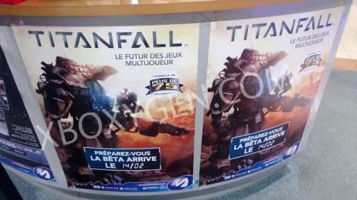Beta Titanfall