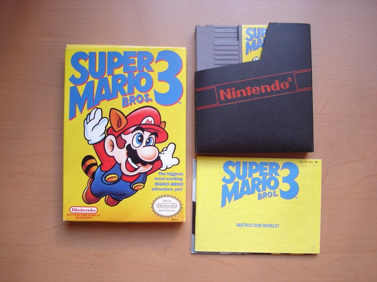 Analisis De Super Mario Bros 3 Para Wii U