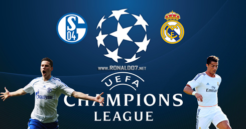 Gameplay Schalke 04 VS Real Madrid