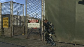 Metal Gear V Ground Zeroes Day PS3