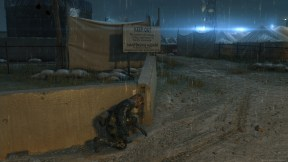 Metal Gear V Ground Zeroes Night PS4