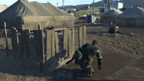 Metal Gear V Ground Zeroes Night Xbox 360