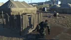 Metal Gear V Ground Zeroes night Xbox One