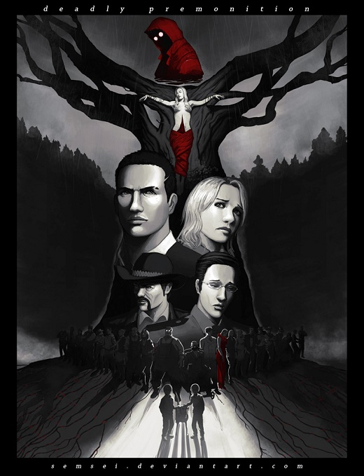 deadly premonition 10