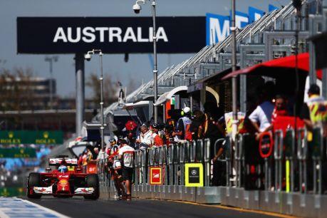 F1 Australia 2014