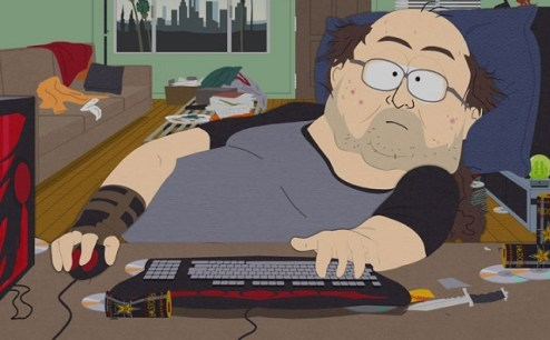 PC Gaming south park