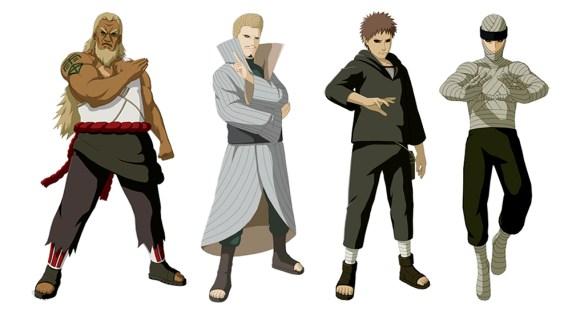 Naruto Shippuden Ultimante Ninja Storm Revolution