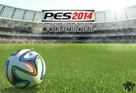 PES 2014 World Challenge