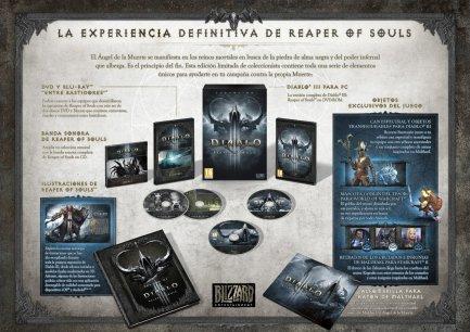 Edición Coleccionista de Diablo 3 Reaper of Souls