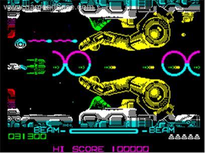 R-Type para ZX Spectrum
