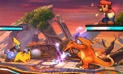 Super Smash Bros Escenarios (49)