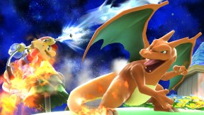 Super Smash Bros Charizard