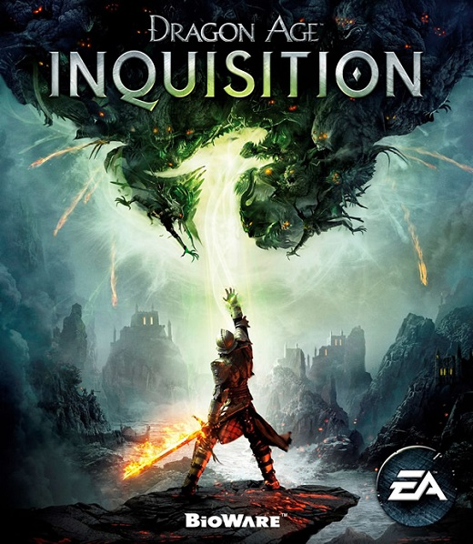 Dragon Age Inquisition Portada