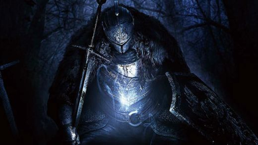 Arte Dark Souls 2