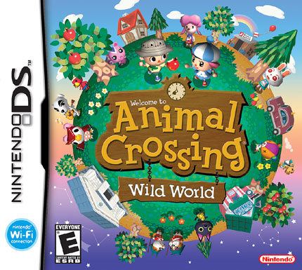 Caratula_Animal_Crossing-Wild_World