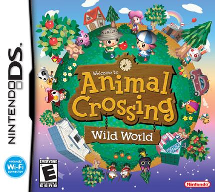 Caratula_Animal_Crossing-Wild_World