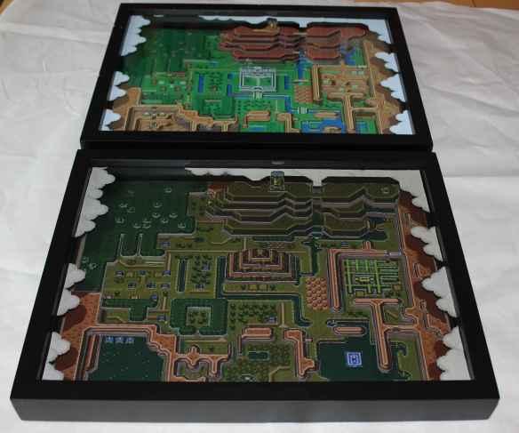 The Legend of Zelda Diorama