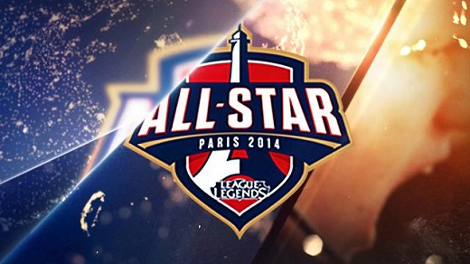 all star paris 2014 lol