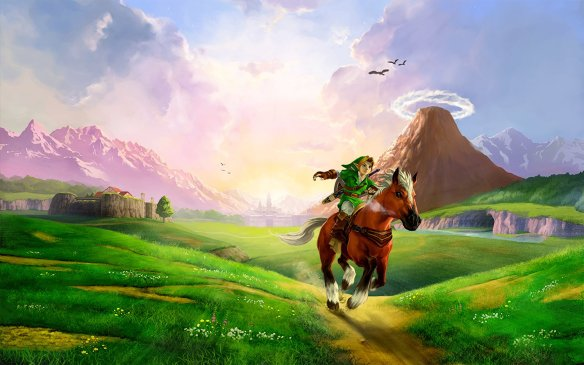 games_widewallpaper_ocarina-of-time-3d-artwork_82382