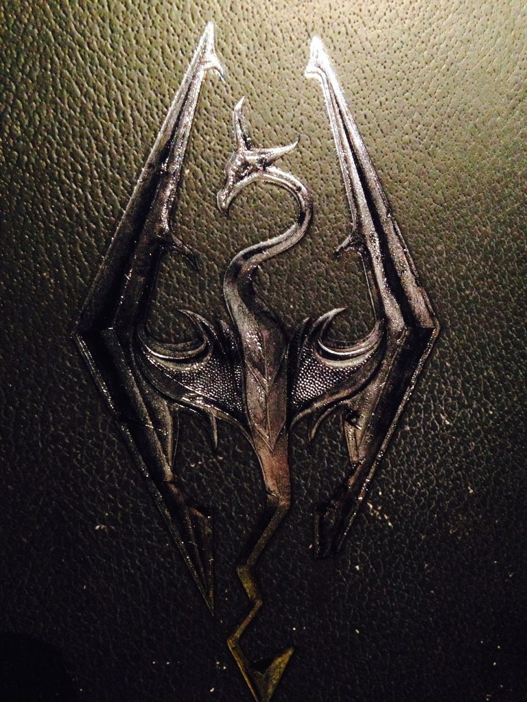 The Elder Scrolls V: Skyrim, libro de arte de la Collector's Edition