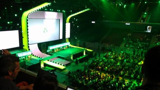 Conferencia Microsoft E3 2013