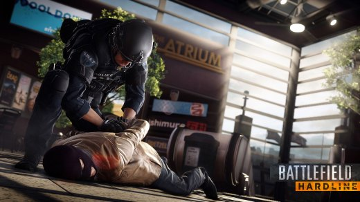 Battlefield Hardline_PoliceArrest