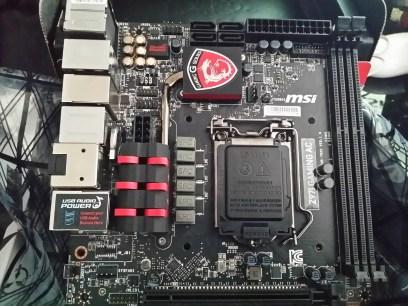 MSI Z97i Gaming AC placa base
