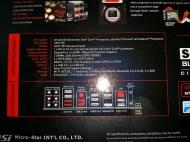 MSI Z97i caja detalle