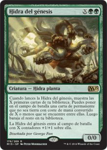 Hydra del genesis