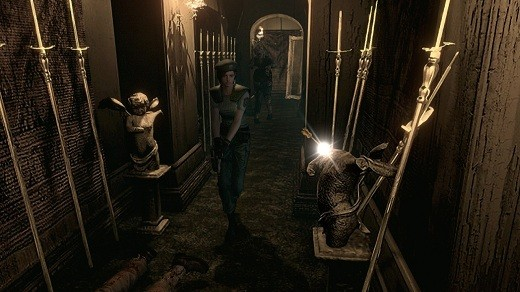 Resident Evil HD