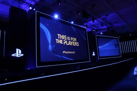 Conferencia de Sony de la Gamescom 2014