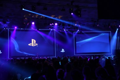 Conferencia de Sony en la Gamescom 2014