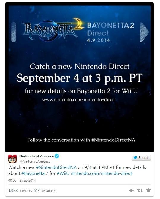 Bayonetta2Direct