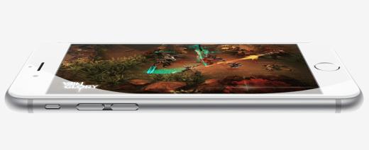 iPhone 6/6 plus presentado en la keynote de Apple