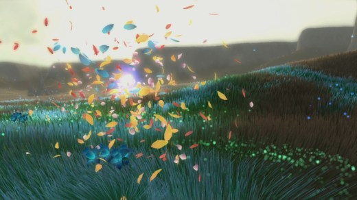 Flower, de Thatgamecompany