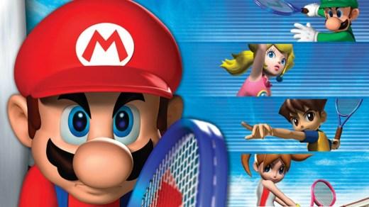 Mario Tennis Cover