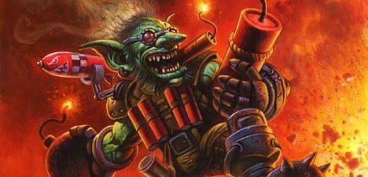Hearthstone Goblins Vs Gnomes