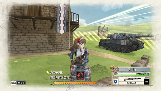 Valkyria Chronicles 03