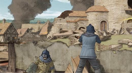 Valkyria Chronicles 10