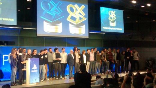 PlayStation Awards 2014 Foto Final