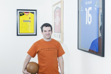 Miles Jacobson (Sports Interactive)