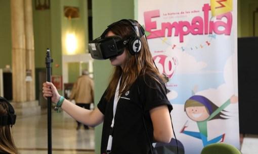 Primer cortometraje español para Oculus Rift