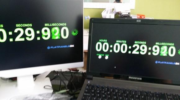 ViewSonic VX2363Smhl imput lag 3