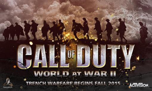 Call Of Duty World At War II by Roswell