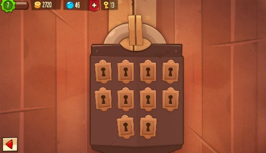 Puerta en King of Thieves